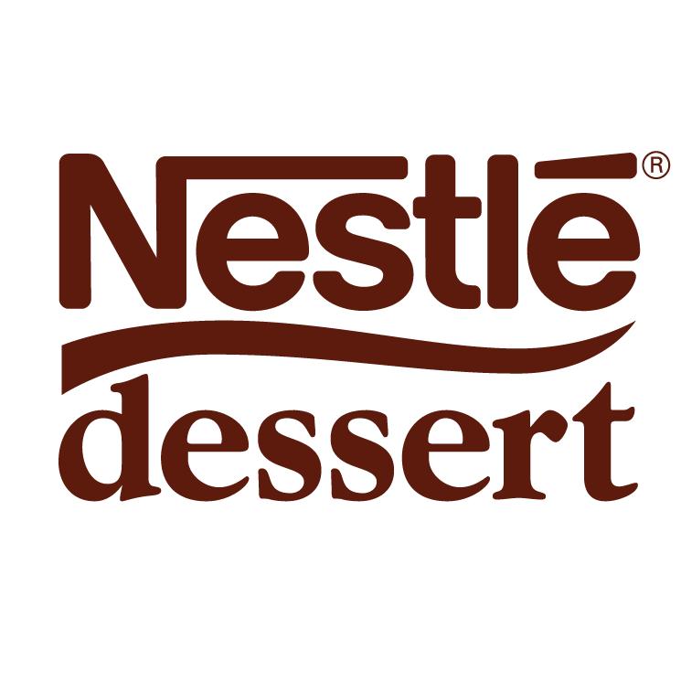 free vector Nestle dessert