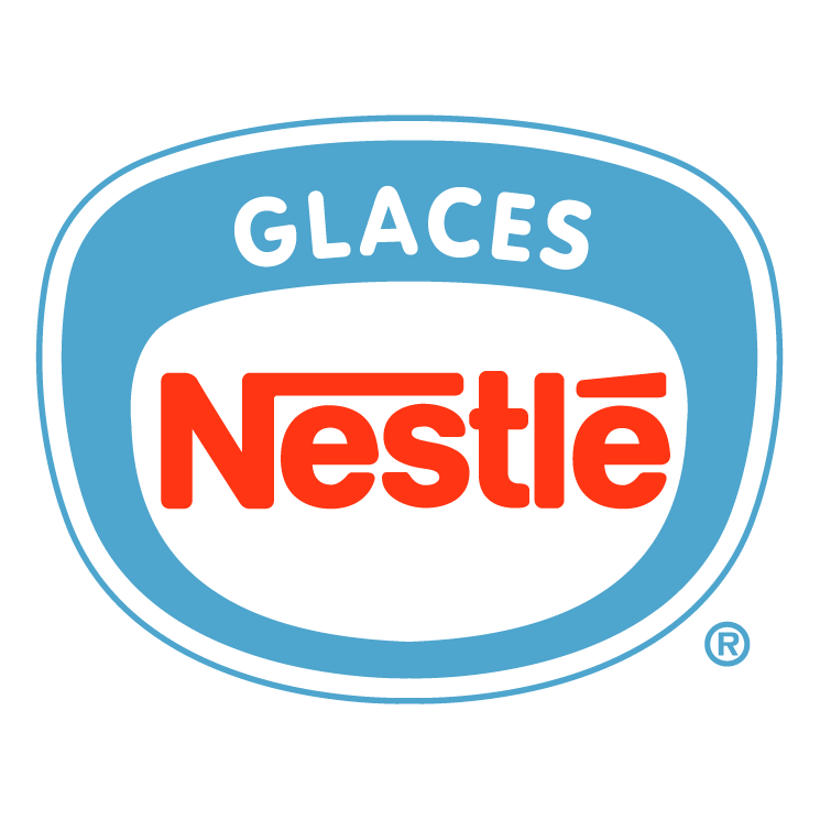 free vector Nestle glaces