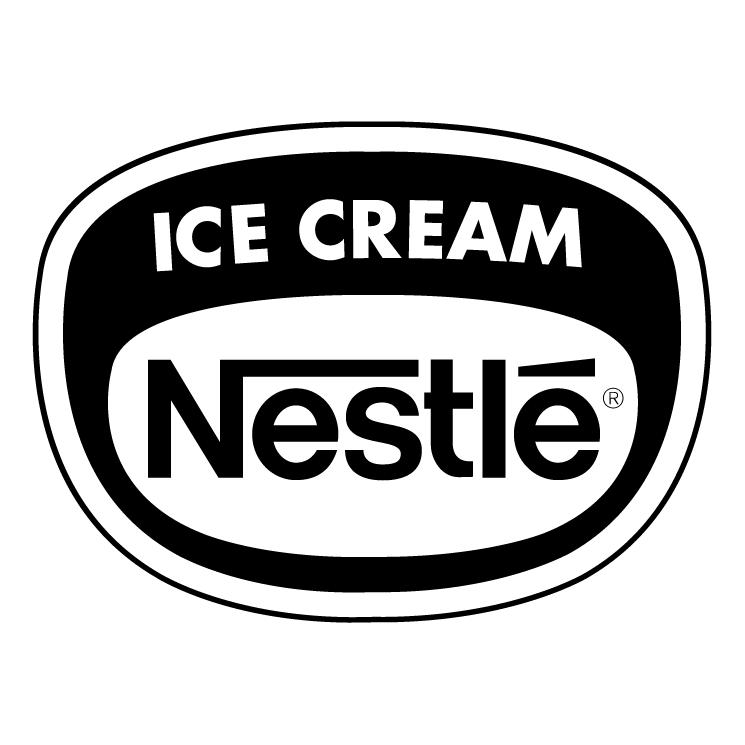 free vector Nestle ice cream 0