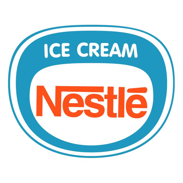free vector Nestle ice cream 1