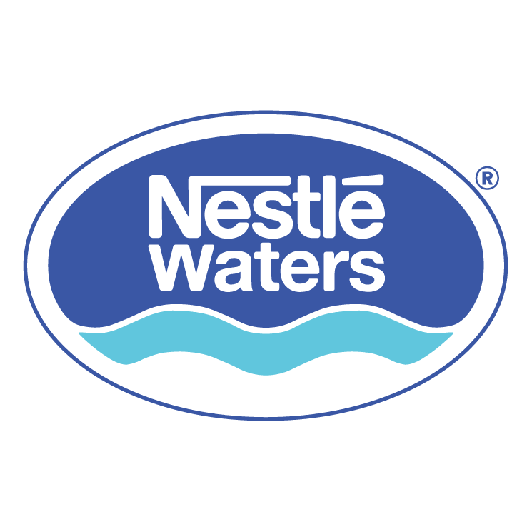 free vector Nestle waters
