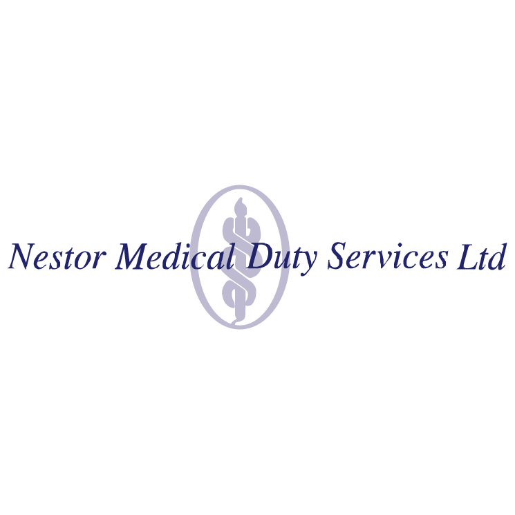free vector Nestor medical duty services