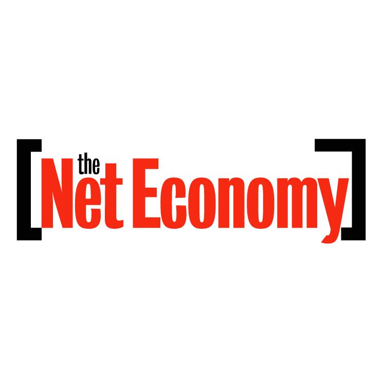free vector Net economy