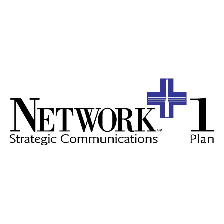 free vector Network 1 plan