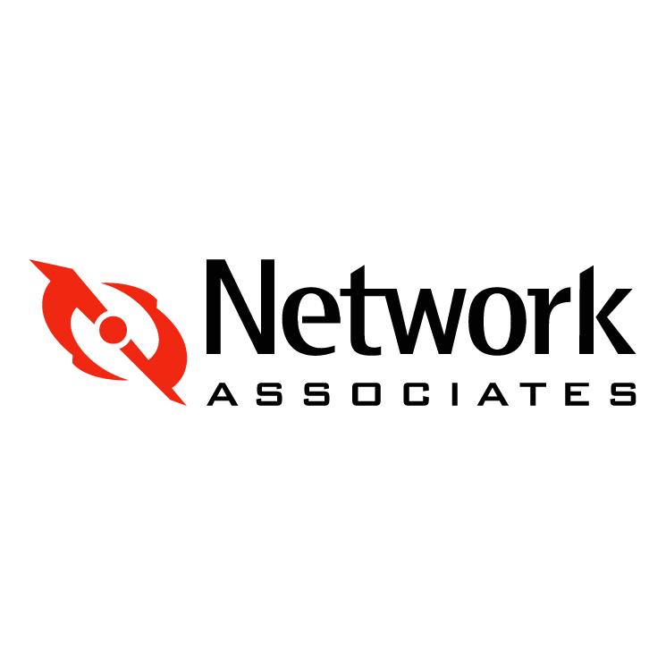 free vector Network associates 0
