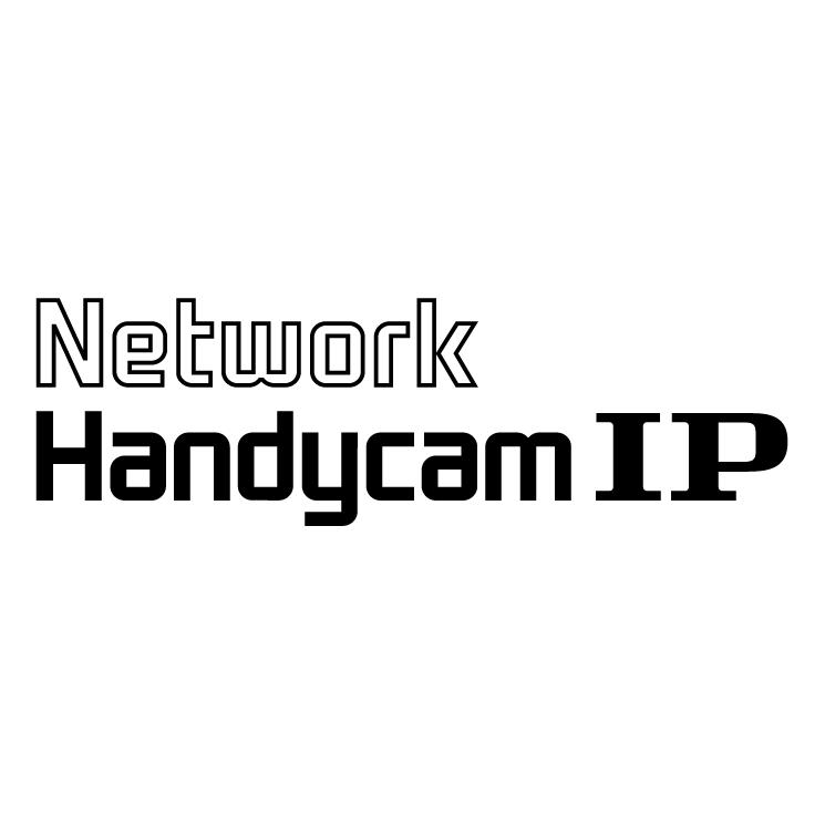 free vector Network handycam ip