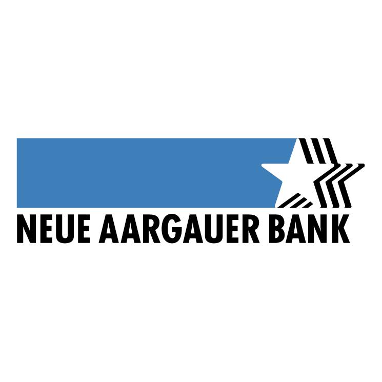 free vector Neue aargauer bank