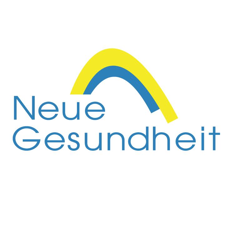 free vector Neue gesundheit