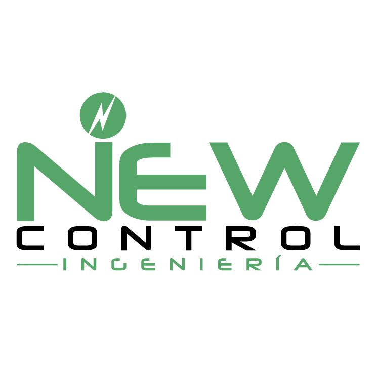 free vector New control ingenieria