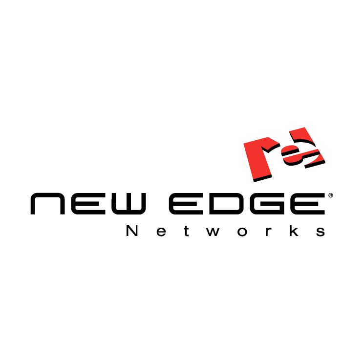 free vector New edge networks