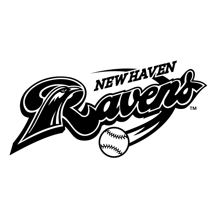 free vector New haven ravens