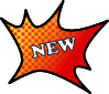 free vector New Item Splash clip art