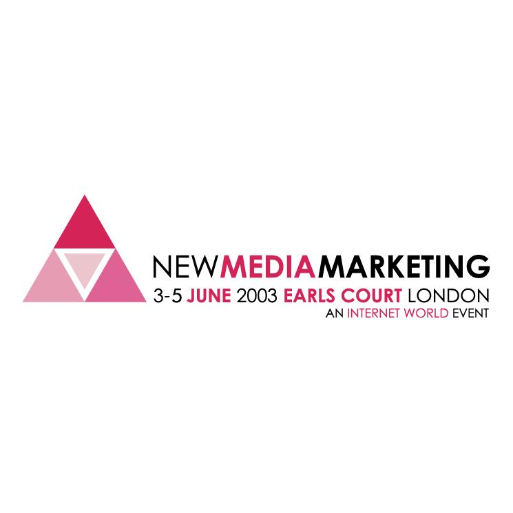 free vector New media marketing 0