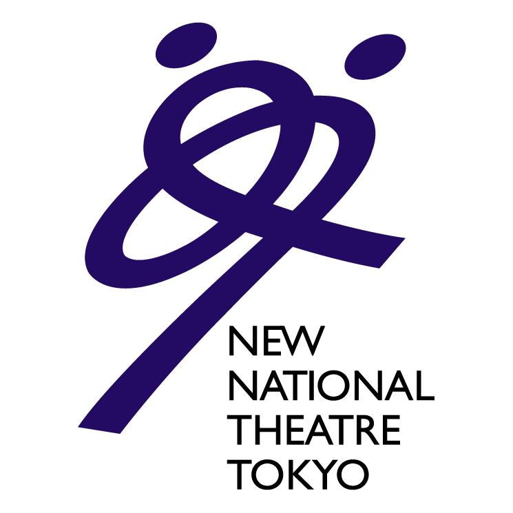 free vector New national theatre tokyo