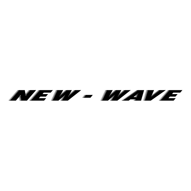 free vector New wave