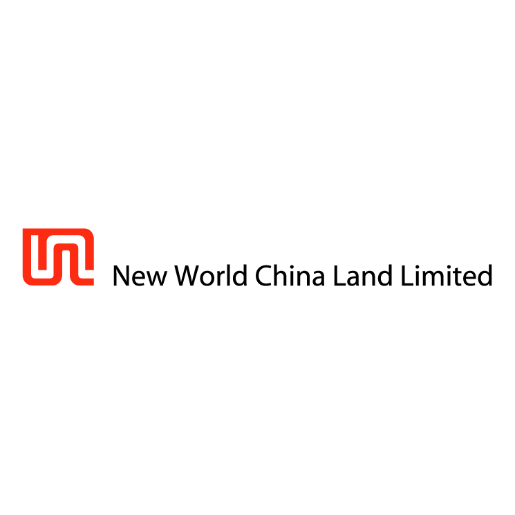 free vector New world china land limited
