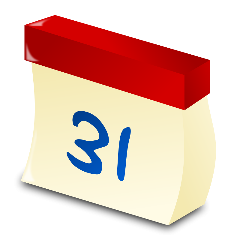 free vector New Year Icon