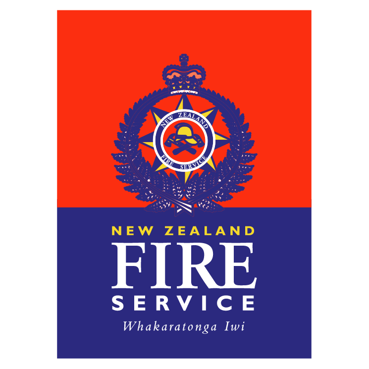 free vector New zealand fire service