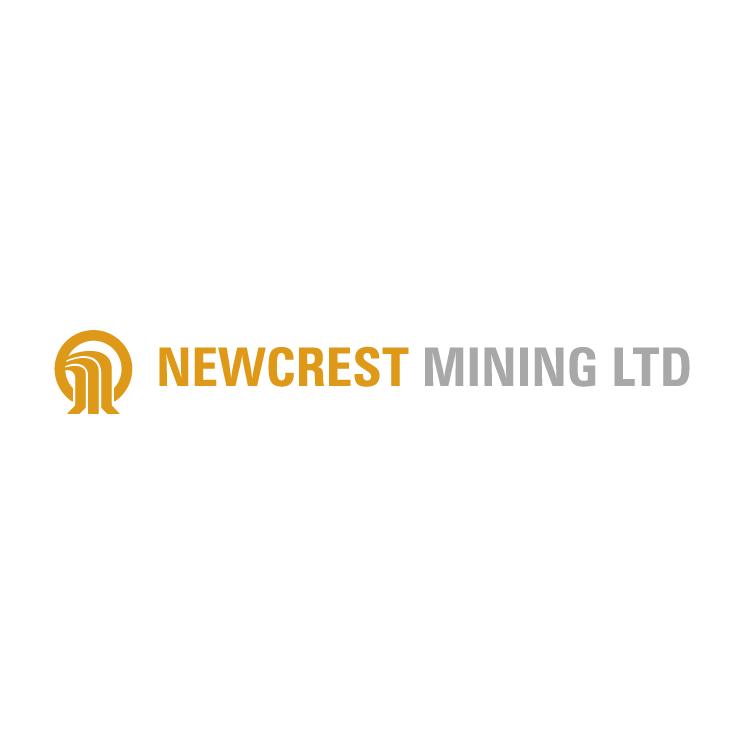 free vector Newcrest mining