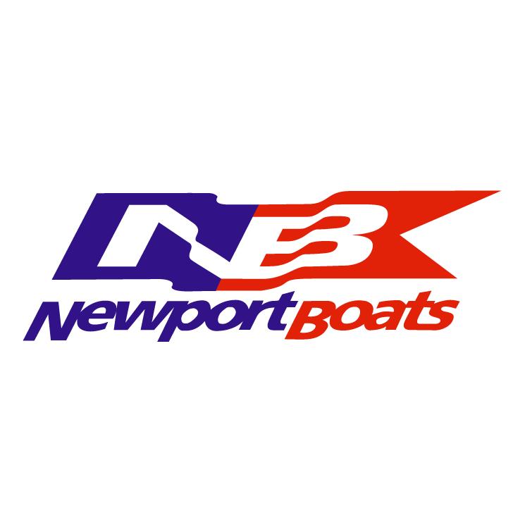 free vector Newport boats