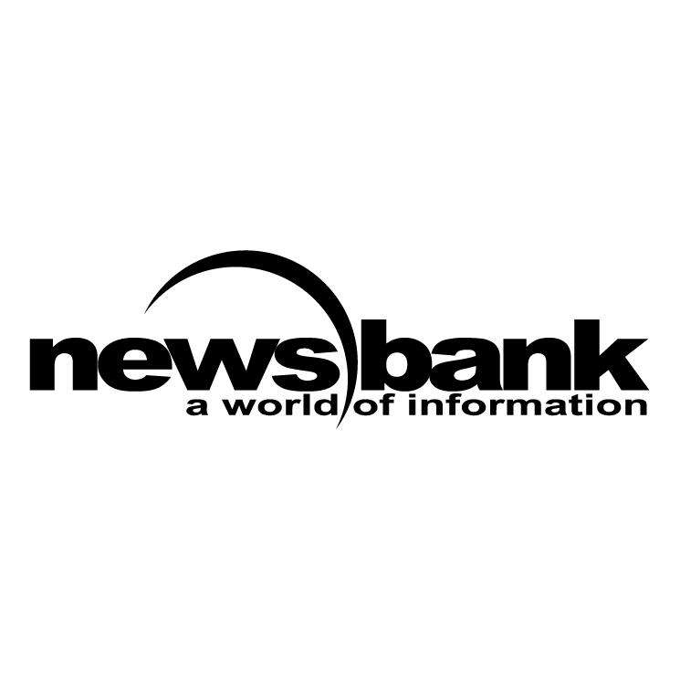 free vector News bank