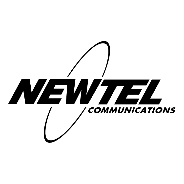 free vector Newtel communications 1