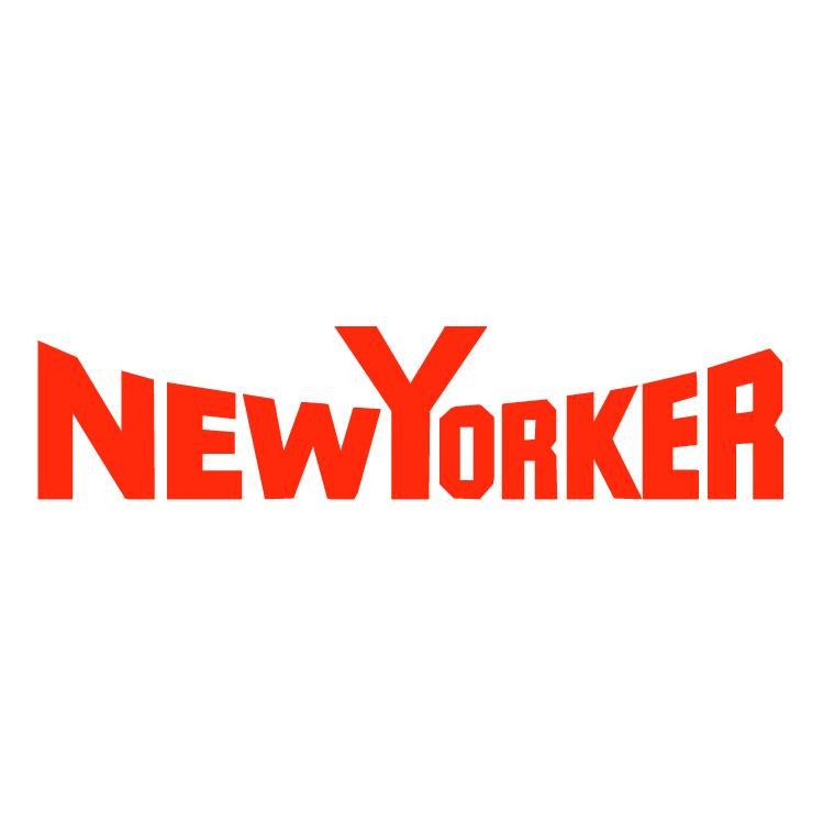free vector Newyorker