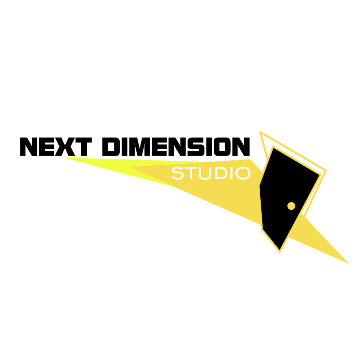 free vector Next dimension