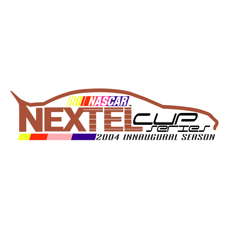 free vector Nextel cup proposed