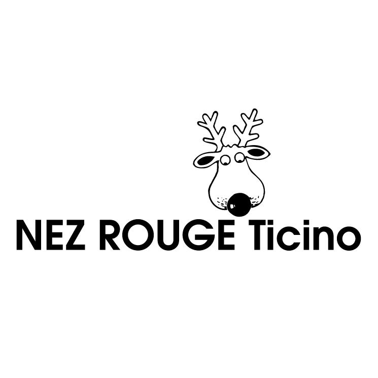 free vector Nez rouge ticino