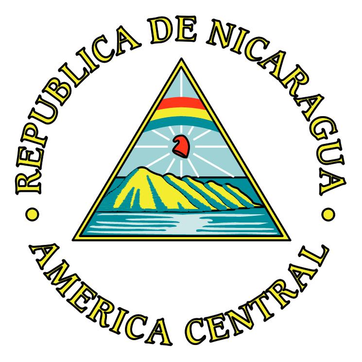 free vector Nicaragua