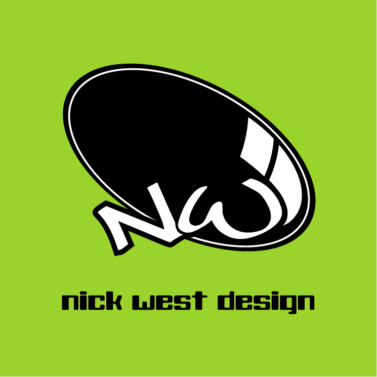 free vector Nick west design 0