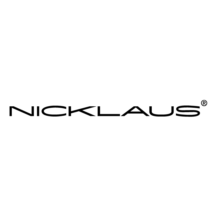 free vector Nicklaus