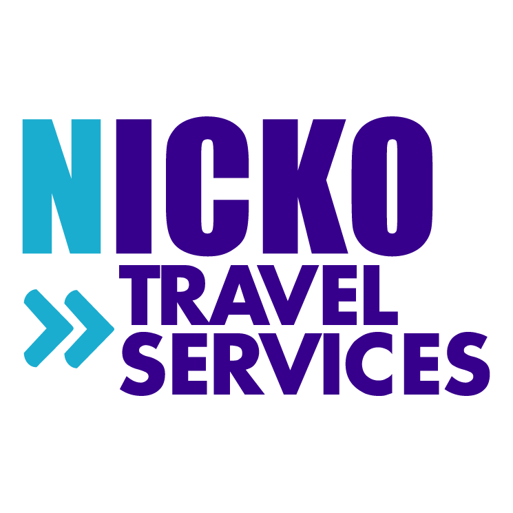 free vector Nicko travel services