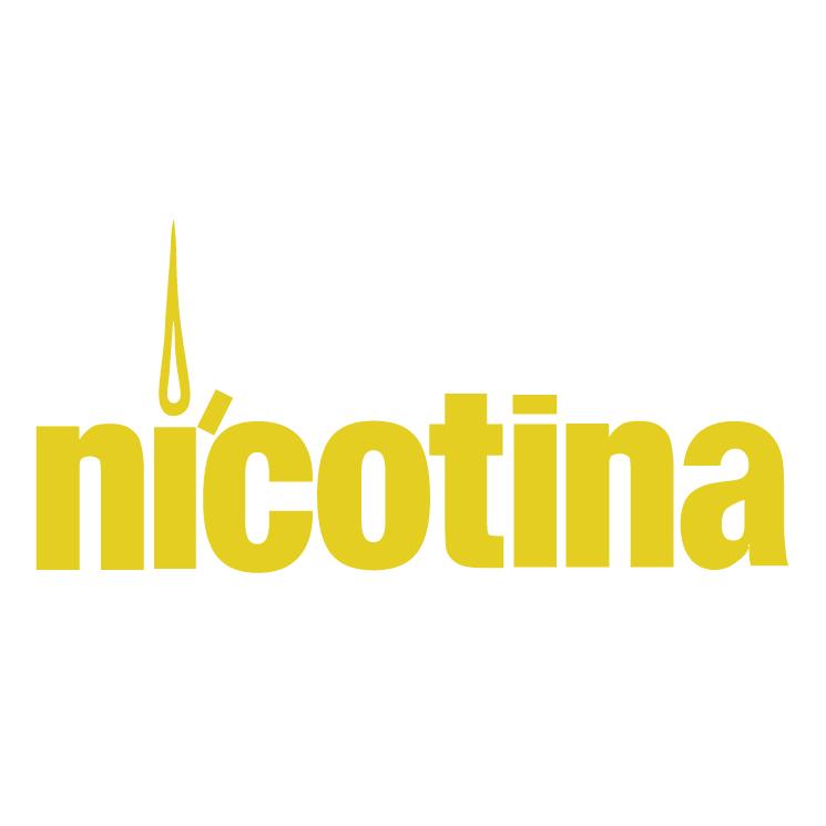free vector Nicotina