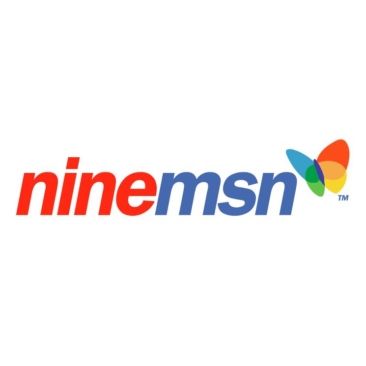 free vector Ninemsn