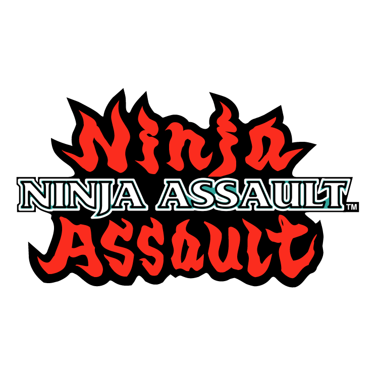 free vector Ninja assault