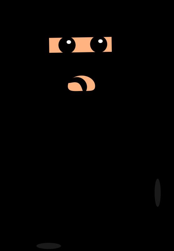 cartoon ninja clip art - photo #48