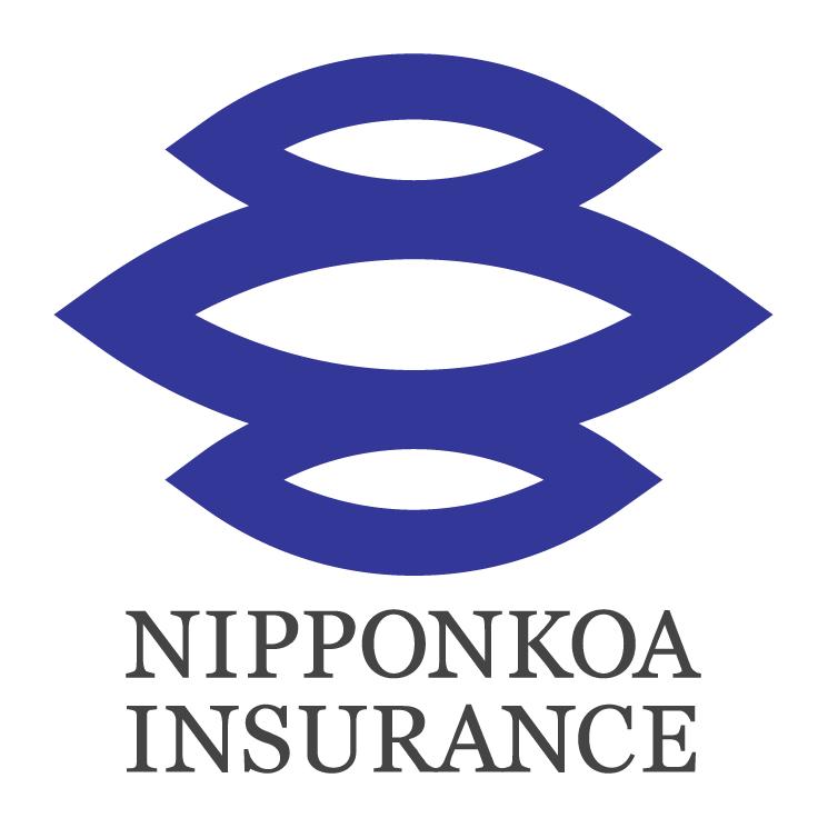 free vector Nipponkoa insurance