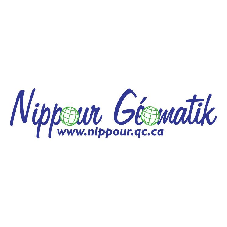 free vector Nippour geomatik