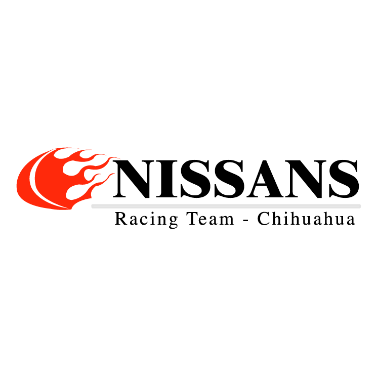 free vector Nissans drag racing