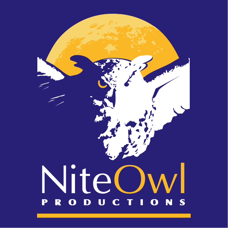 free vector Niteowl productions
