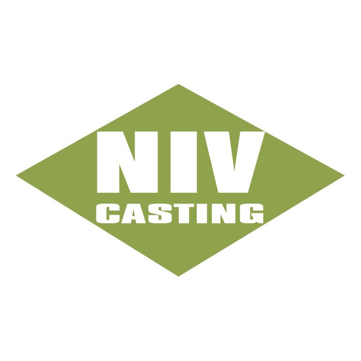 free vector Niv casting