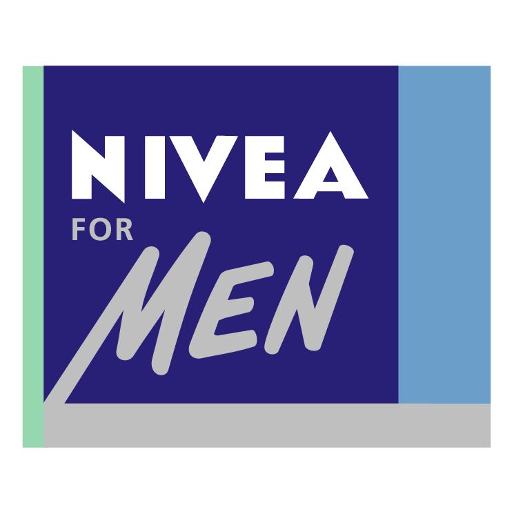 free vector Nivea for men
