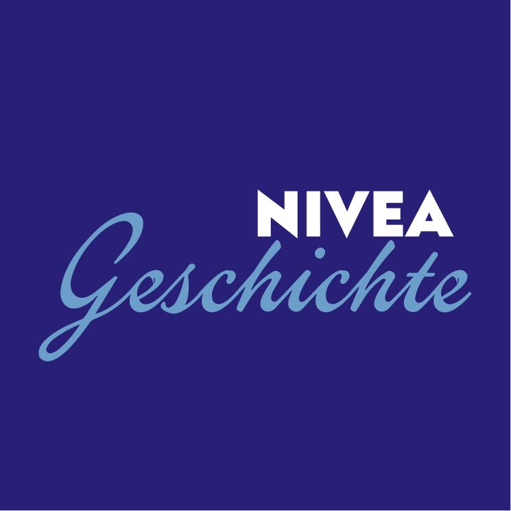 free vector Nivea geschichte