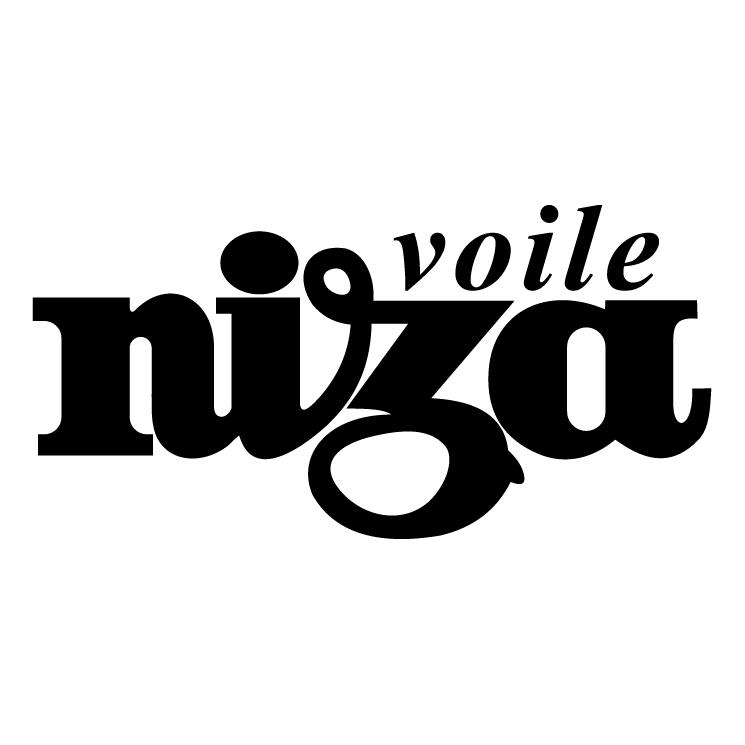 free vector Niza voile