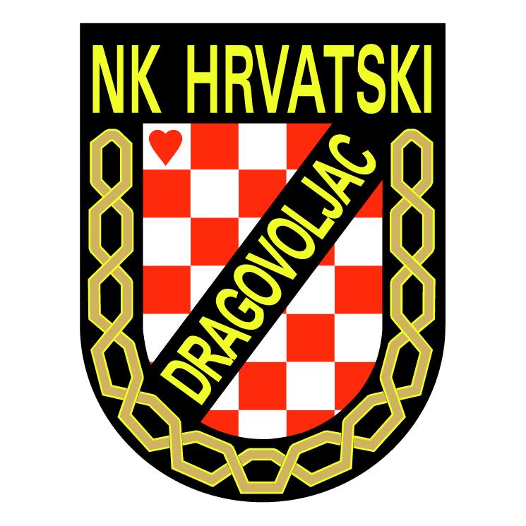 free vector Nk hrvatski dragovoljac zagreb