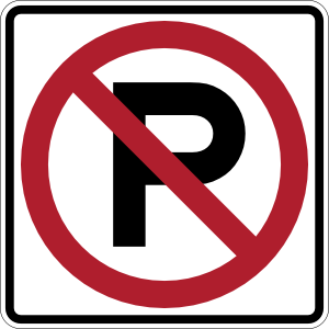 no parking sign clip art free vector 4vector rh 4vector com parking clipart black and white clipart parking voiture