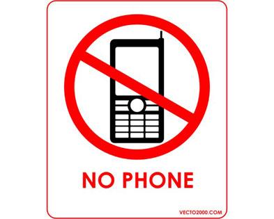 free vector No Phone
