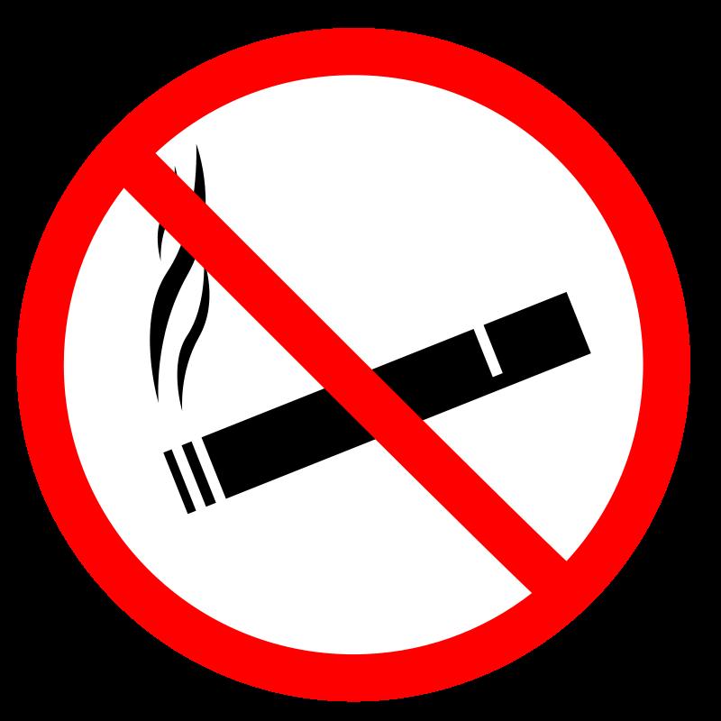 free vector No Smoke